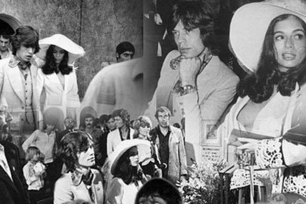 Οι γάμοι που πέρασαν στην ιστορία: Mick Jagger και Bianca Pérez-Mora Macias