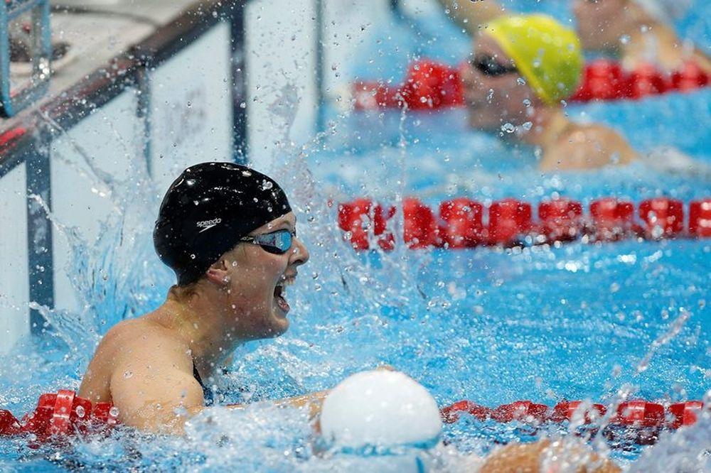 Λονδίνο 2012 - Κολύμβηση: «Χρυσή» με ρεκόρ η Σμιτ!