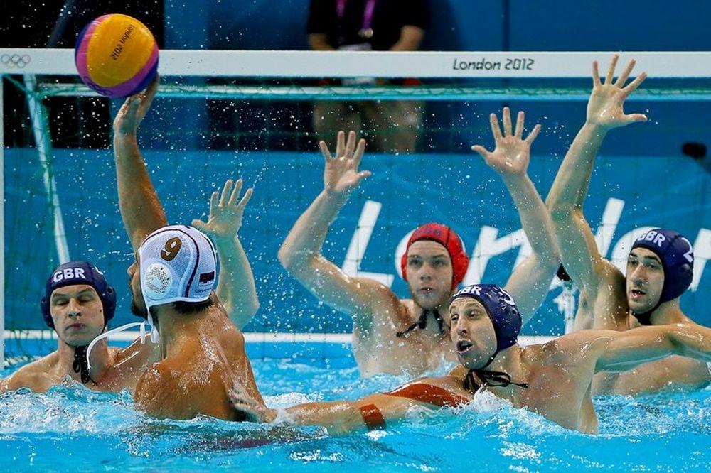 Ολυμπιακοί Αγώνες 2012 - Πόλο: Η Σερβία… βούλιαξε την Μ. Βρετανία