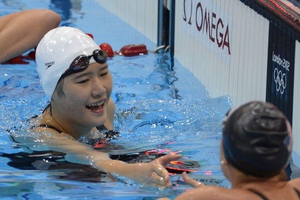 Ολυμπιακοί Αγώνες - Κολύμβηση: Και πάλι «χρυσή» η Γε με νέο ρεκόρ