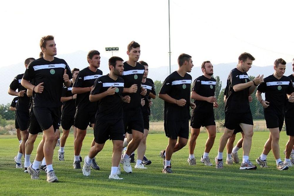 Ισόπαλος (1-1) με Νέα Σαλαμίνα ο Πανθρακικός