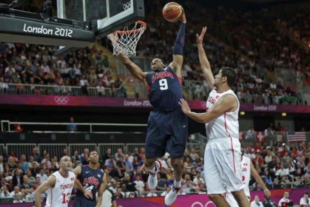 Ολυμπιακοί Αγώνες-Μπάσκετ: Δεύτερη νίκη για τις Η.Π.Α.