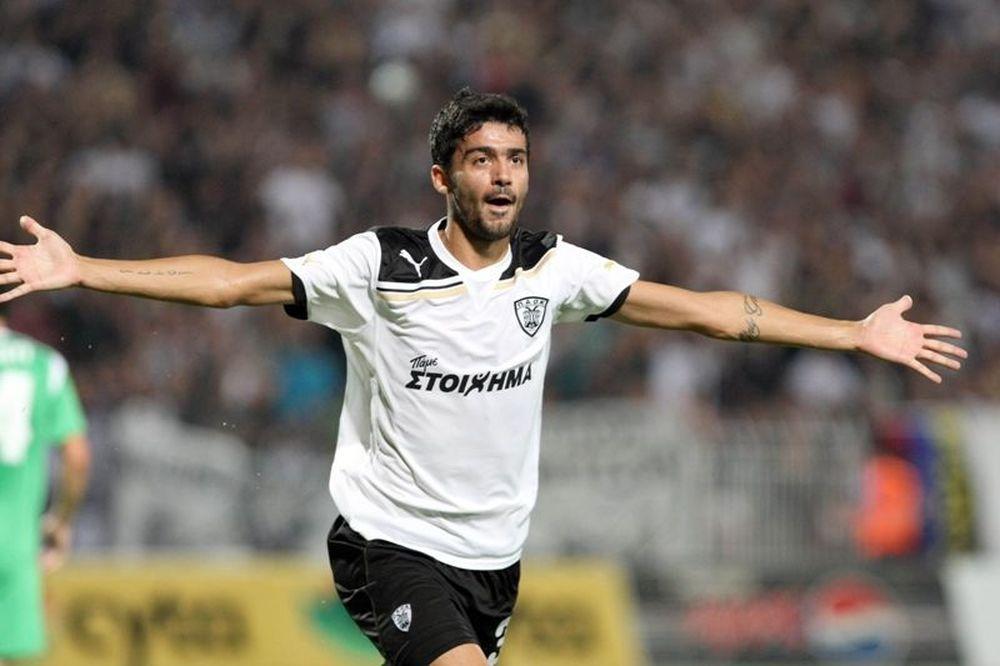 Αθανασιάδης: «Κι άλλα γκολ στο ρεπερτόριο»