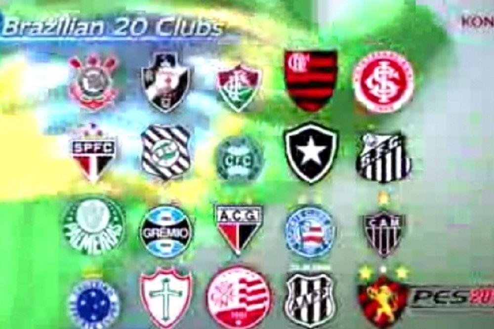 Το βραζιλιάνικο πρωτάθλημα (για πρώτη φορά) στο PES 2013! (video)
