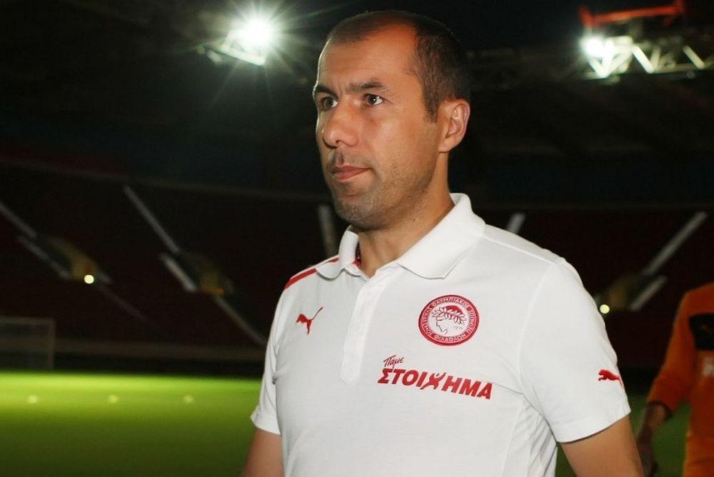 Ζαρντίμ: «Να χαρίσουμε στον Ολυμπιακό το τέταρτο αστέρι»!
