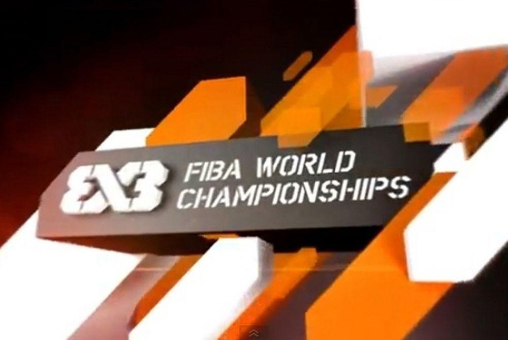 Η πρώτη μέρα του Παγκοσμίου Πρωταθλήματος 3x3 (video)