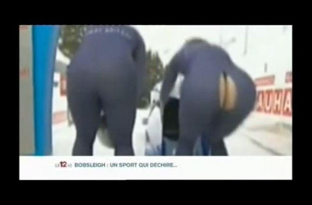 Βίντεο: Σιγά μη... σκίσεις το καλσόν!