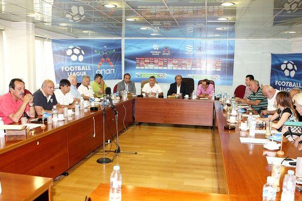 Έκτακτη Γενική Συνέλευση για Ολυμπιακό Βόλου, Καβάλα και Ηρακλή