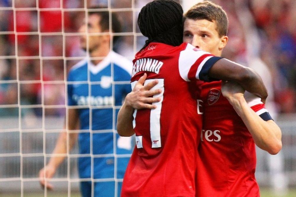Κλήρωση Champions League: Το προφίλ της Άρσεναλ