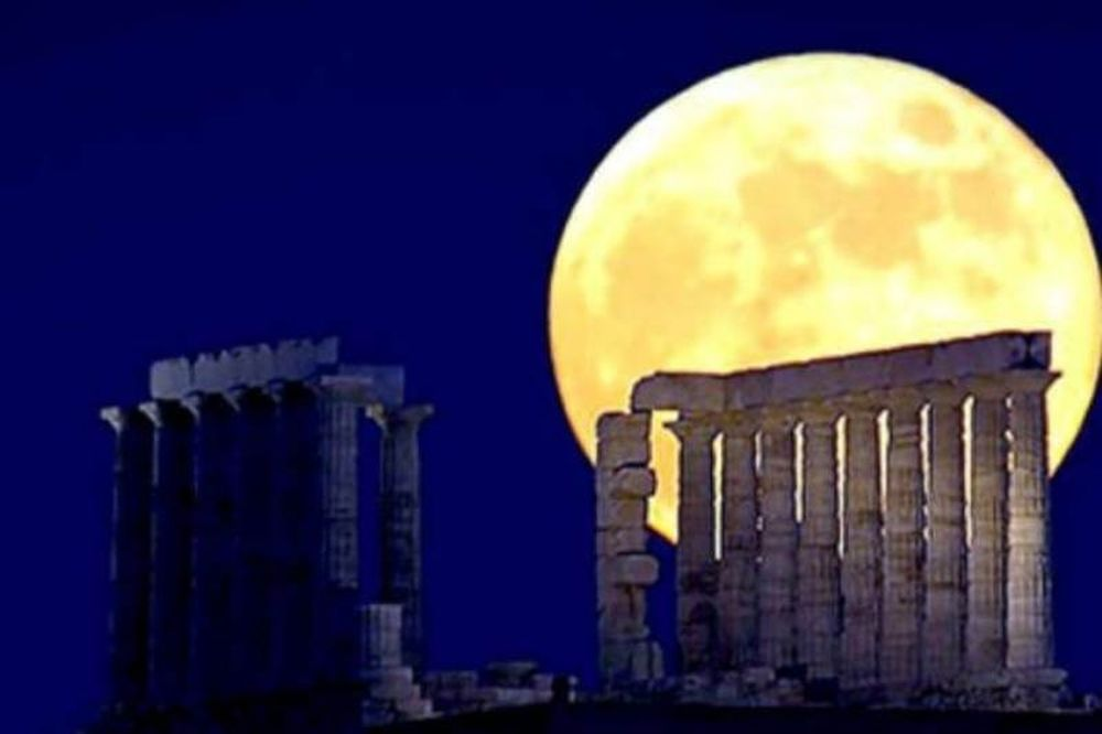 «Στο φως του φεγγαριού» τα μνημεία σε όλη την Ελλάδα