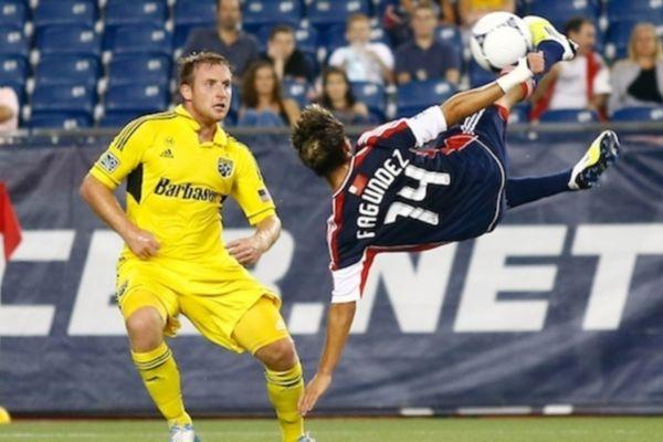 MLS: Νίκες για Ράπιντς και Ρεβολούσιον