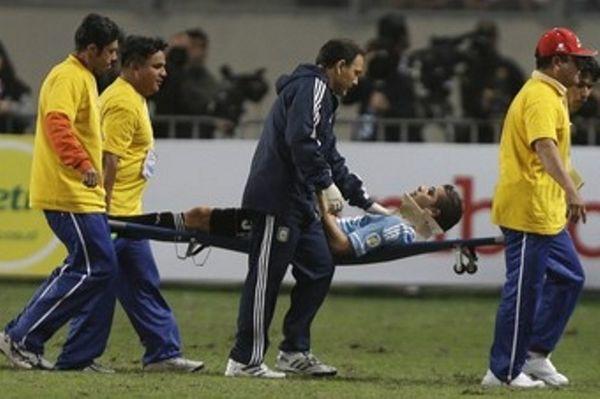 Ο «τρομακτικός» τραυματισμός του Γκάγκο (video)