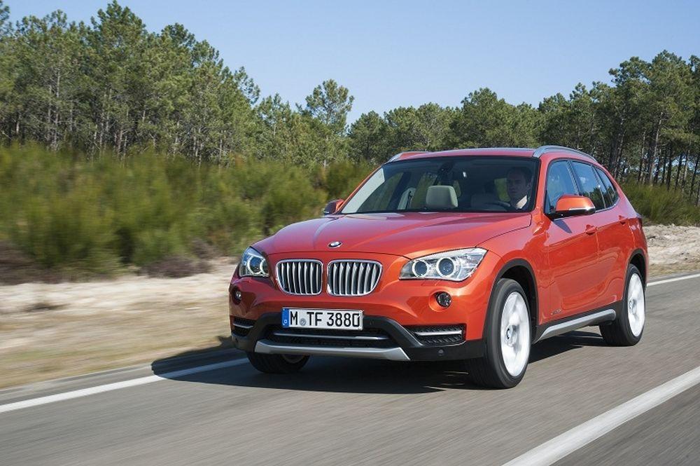 Nέα BMW X1: Έτοιμη για νέες προκλήσεις