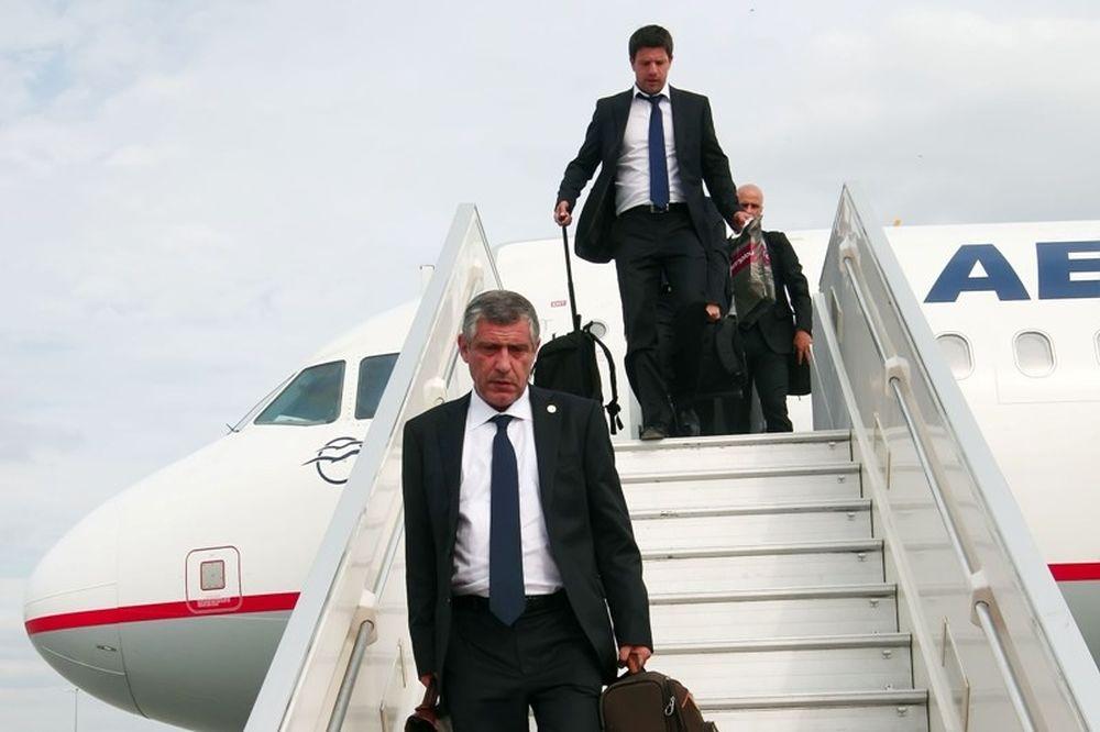 Εθνική Ελλάδας: Στην Πολωνία για το συνέδριο της UEFA οι Σάντος, Φύσσας