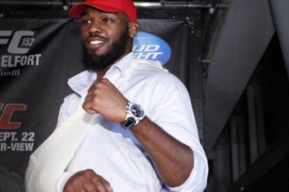 UFC: Στο περιθώριο ο Jon Jones
