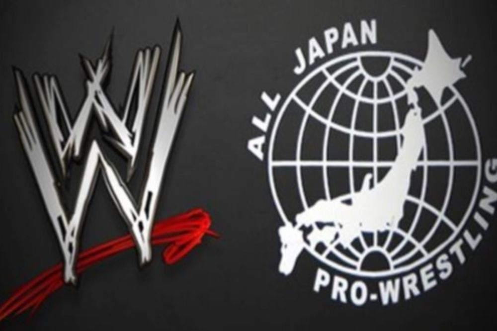 WWE: Συνεργασία με All Japan Pro Wrestling