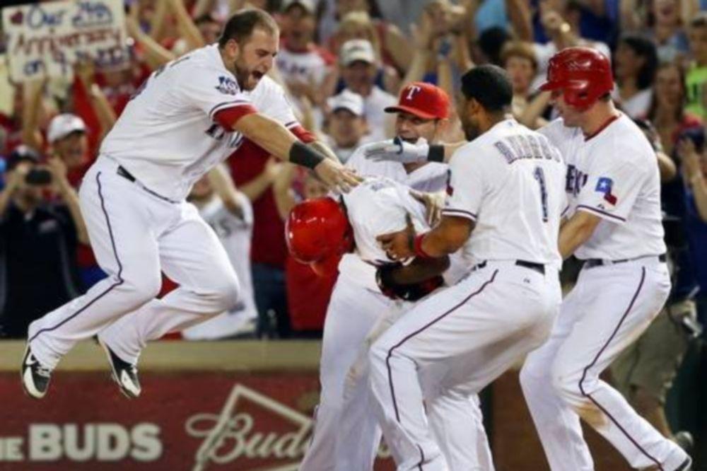 MLB: Σχεδόν… πρωταθλητές οι Ρέιντζερς
