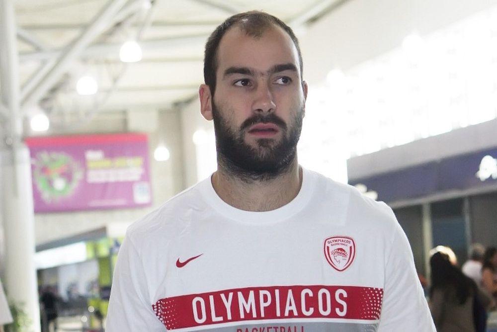 Ολυμπιακός: «Παρακολουθούν Σπανούλη οι Ράπτορς»