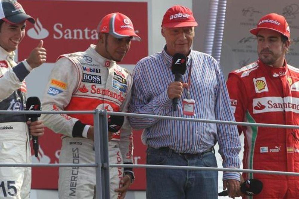 Formula 1 - Λάουντα: «Πρωταθλητής ο Αλόνσο»