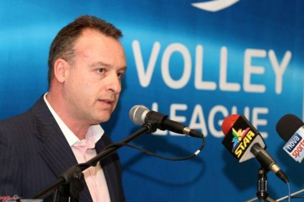 Ταρνατώρος: «Σημαδιακό το νέο πρωτάθλημα της Α1 βόλεϊ»