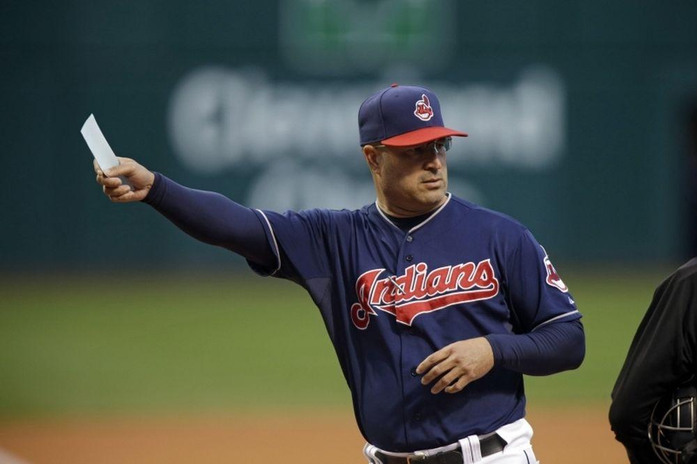 MLB: Απολύθηκε ο Manny Acta από τους Ίντιανς