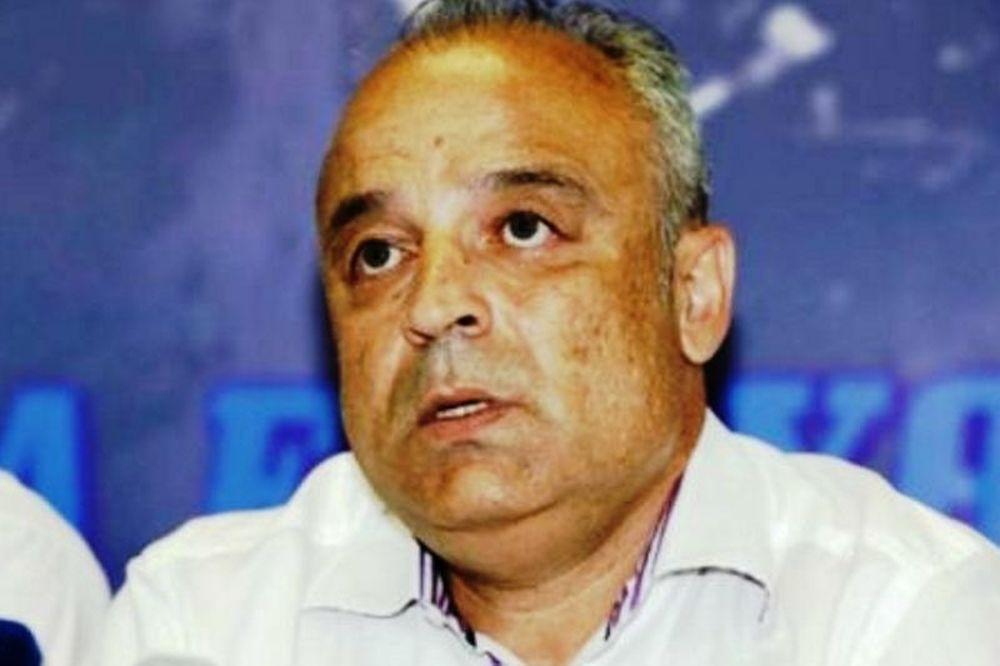 Παπαδόπουλος: «Στόχος του Ηρακλή η άνοδος»