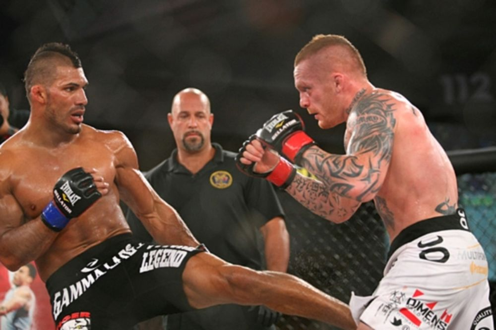 Bellator 74: Good, Zaromskis, Tsarev και Koreshkov στα ημιτελικά