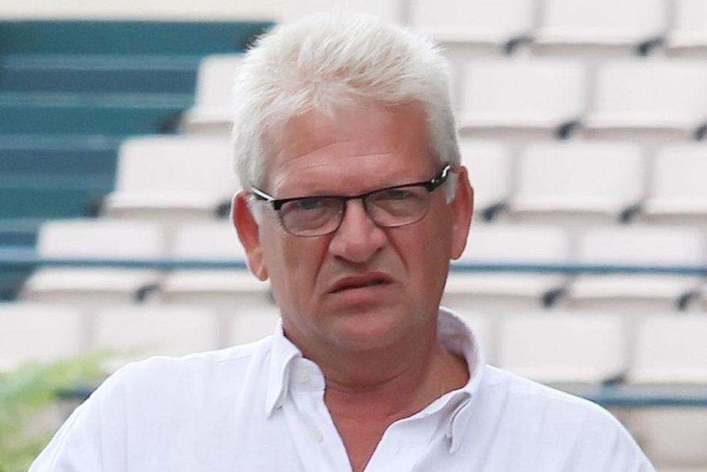 Σαρρής: «Οραματίζομαι ένα σύγχρονο ελληνικό ποδόσφαιρο»