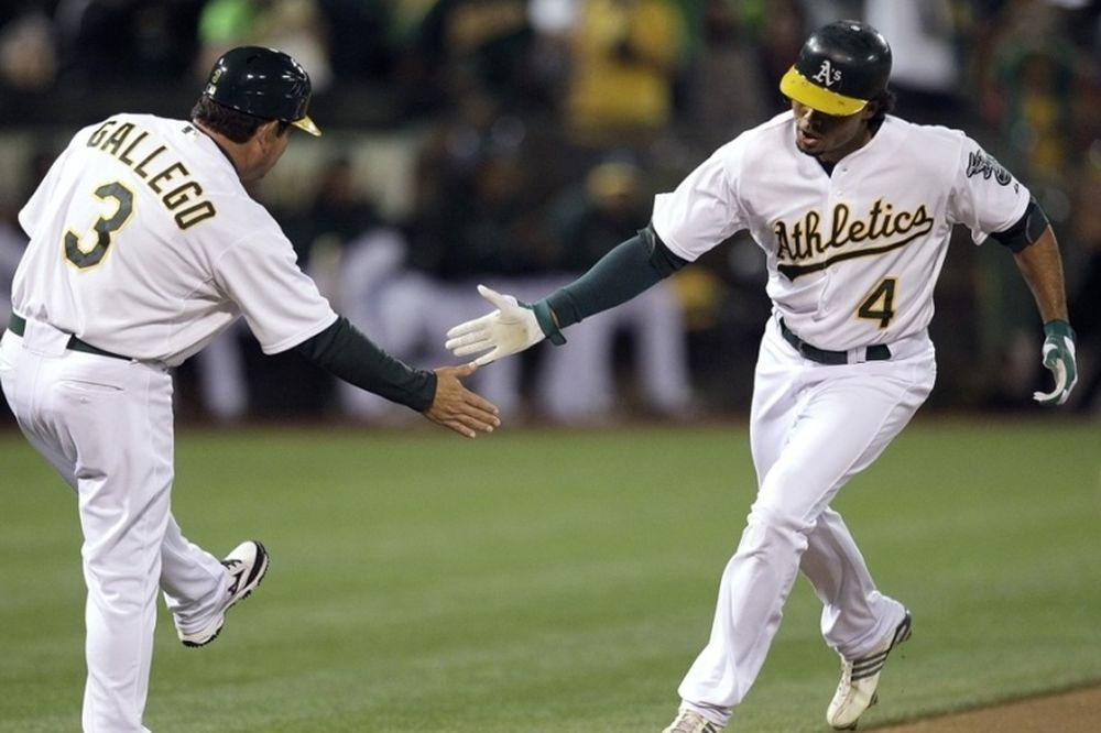 MLB: Επιστροφή με homer o Coco Crisp