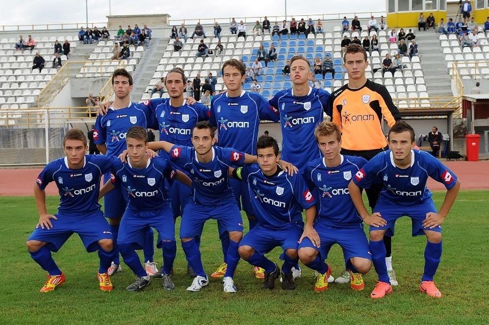 ΠΑΣ Γιάννινα – Λεβαδειακός 0-0 (Κ-20)