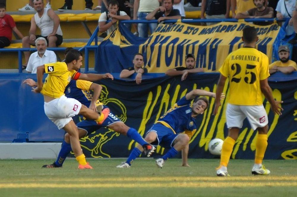 Καλλονή για μεγάλα πράγματα, 1-0 στο Αγρίνιο