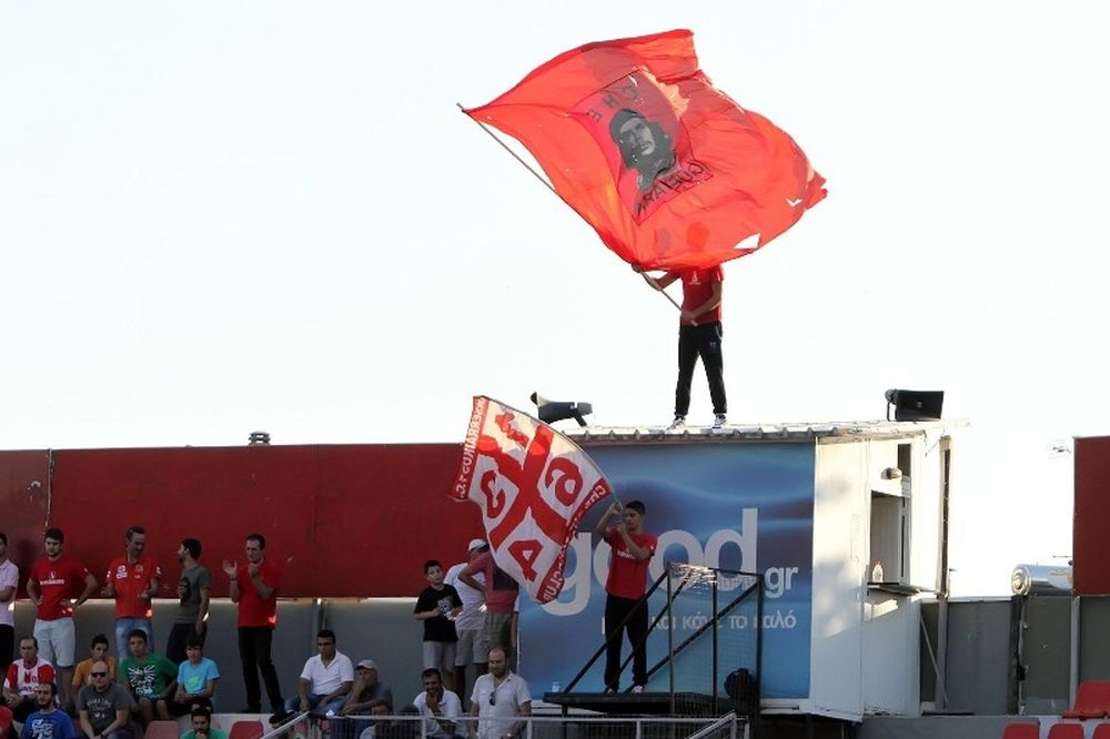 Πανσερραϊκός: Χάρηκε για νίκη και προσέλευση ο Γρηγορίου