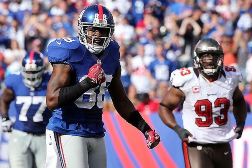 NFL: Αποκλείστηκε ο Hakeem Nicks των Τζάιαντς