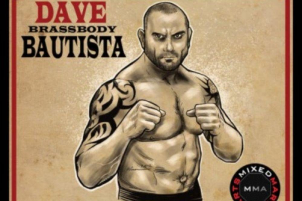 ΜΜΑ: Στη… φυλακή ο αντίπαλος του Batista