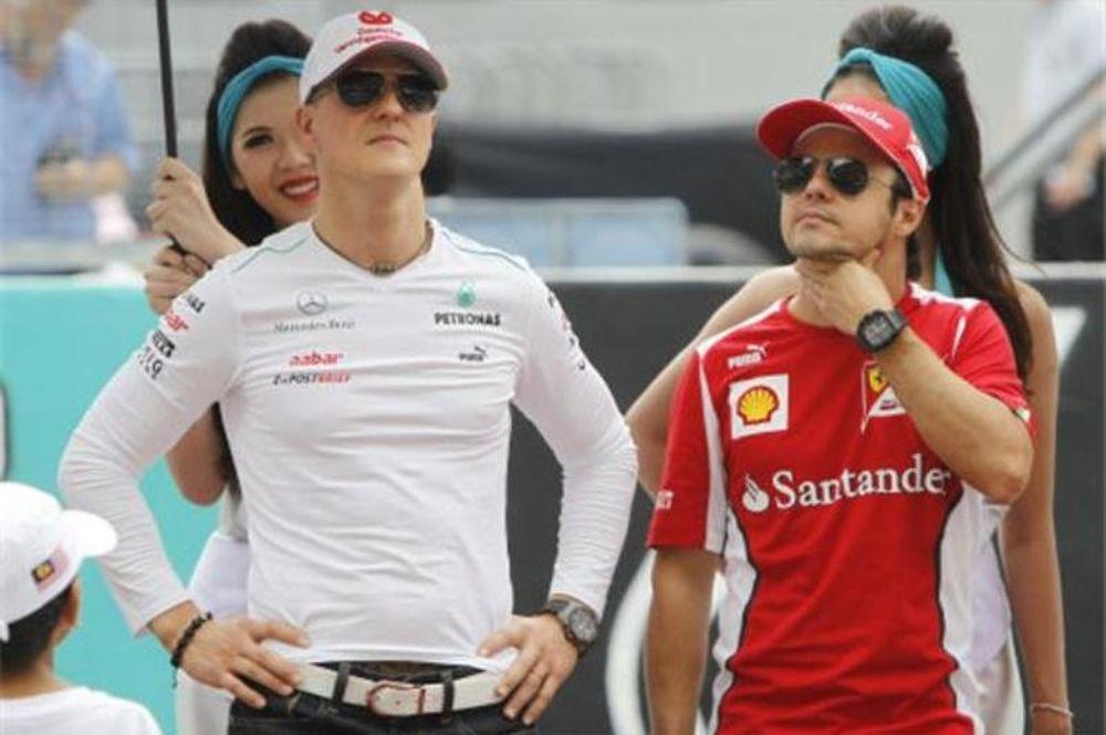Formula 1: Δεν τα παρατάει ο Σουμάχερ!