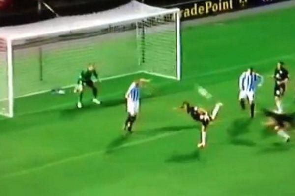 Γκολ: Καλύτερος και από… Βραζιλιάνο! (video)
