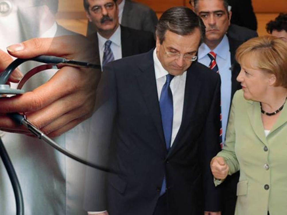 Αντώνης Σαμαράς: Αν υπογράψει, πέφτει!