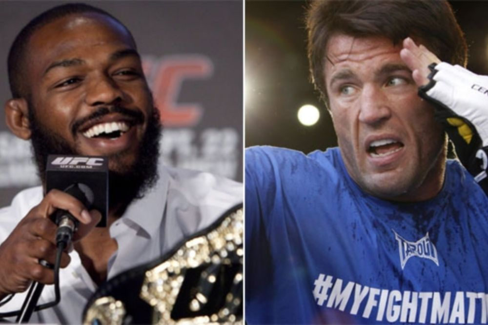 UFC: Jones vs Sonnen στο TUF 17!