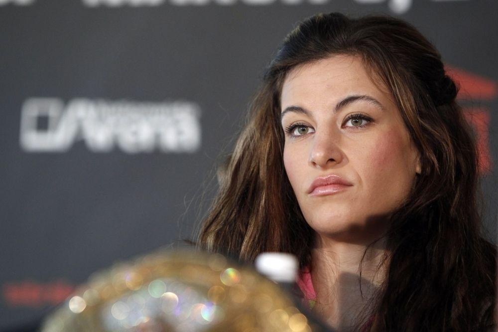 MMA: Ξεκούραση για Miesha Tate