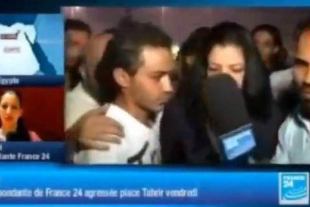 Βίντεο: Παραλίγο να βιάσουν δημοσιογράφο λίγο πριν βγει στον αέρα