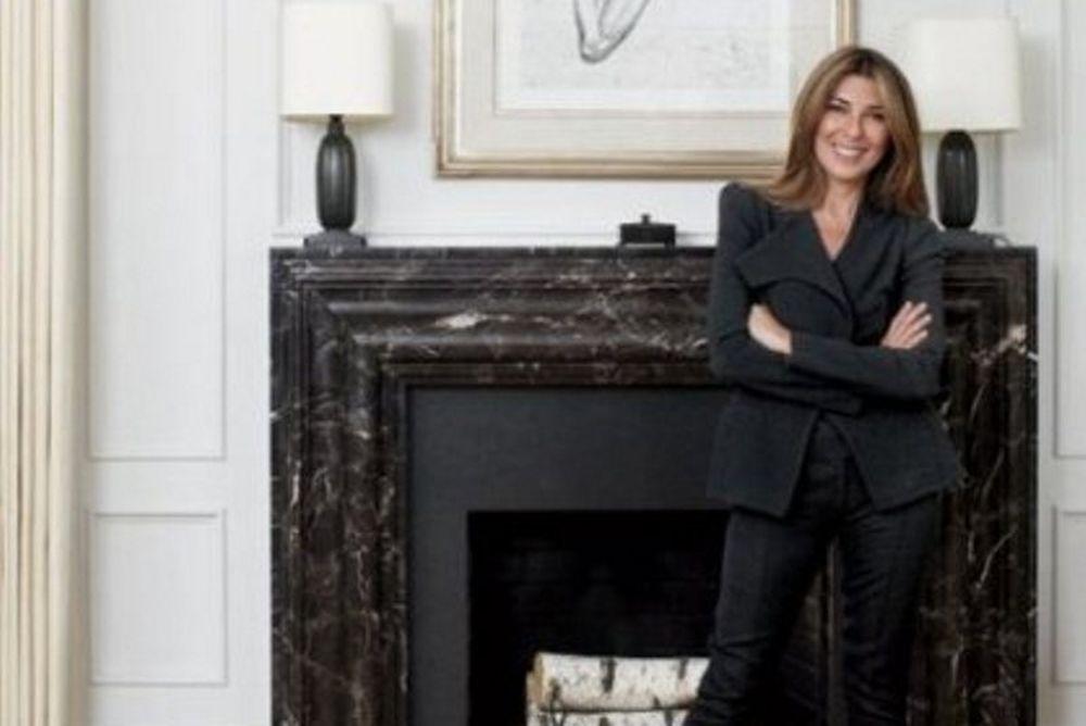 Μέσα στο υπέροχο σπίτι της Nina Garcia
