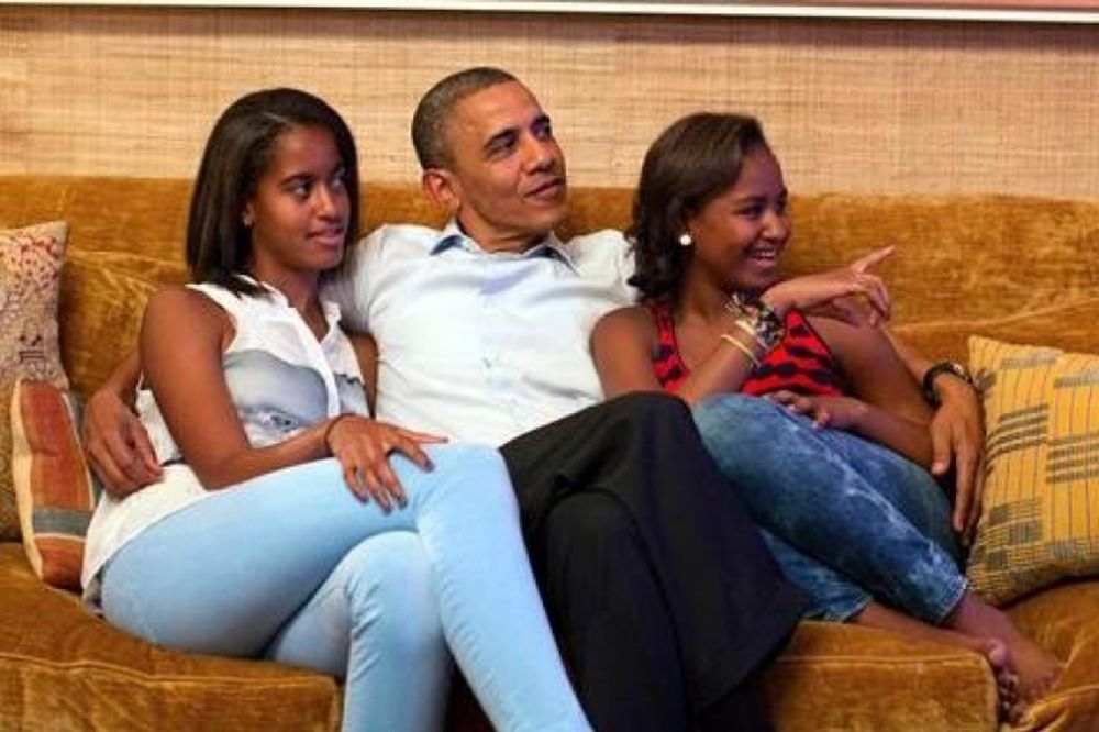 Malia και Sasha Obama: Βρε, πώς έχουν μεγαλώσει!