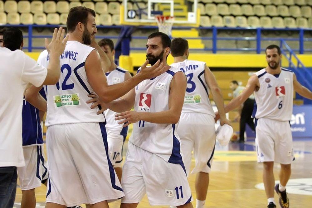 Α1 Μπάσκετ: MVP o Λιακόπουλος