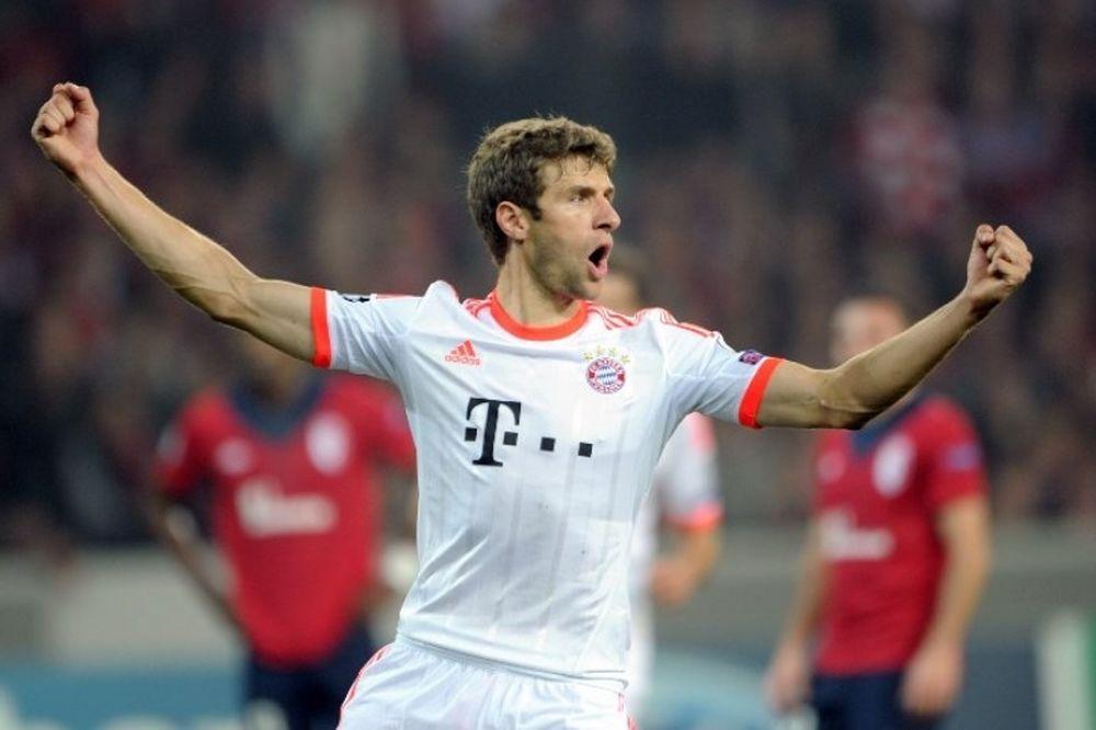 Λιλ-Μπάγερν Μονάχου: Επέστρεψαν στις νίκες οι Βαυαροί, 1-0 τη Λιλ (video)