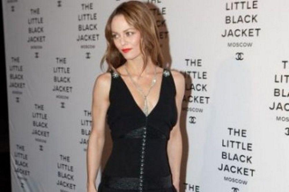 Η Vanessa Paradis με Chanel Haute Couture