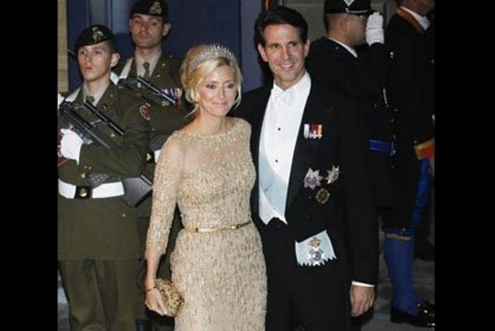 Marie-Chantal: τι φόρεσε στον πριγκιπικό γάμο του Λουξεμβούργου;