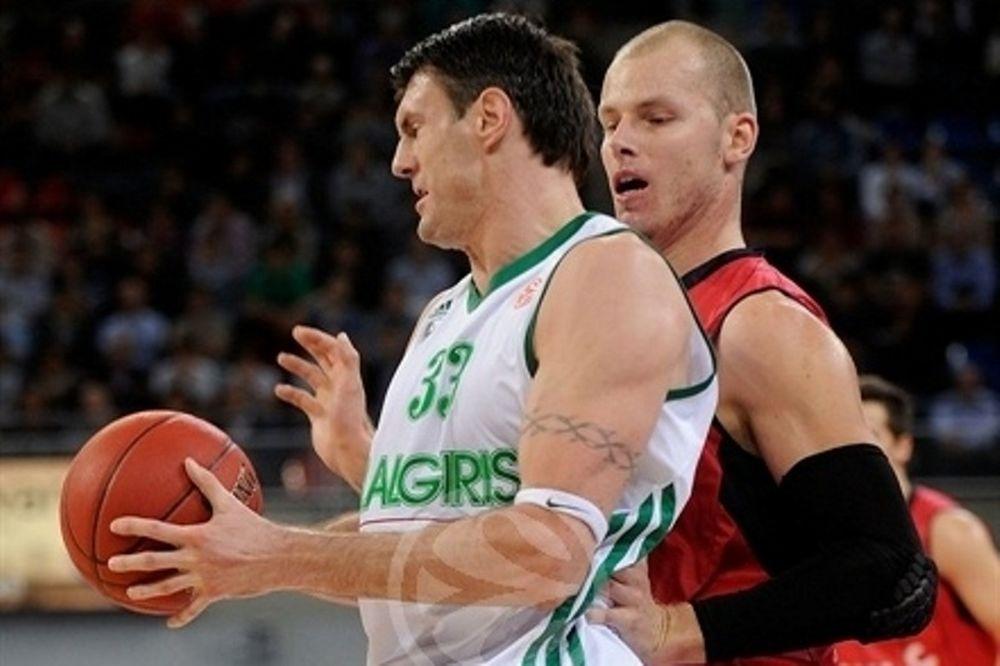 Ζαλγκίρις-Λαβρίνοβιτς: «Πάμε για τη νίκη στον Πειραιά»