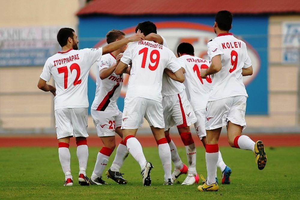 Ανατροπή για Ολυμπιακό Βόλου, 2-1 στη Μαγούλα