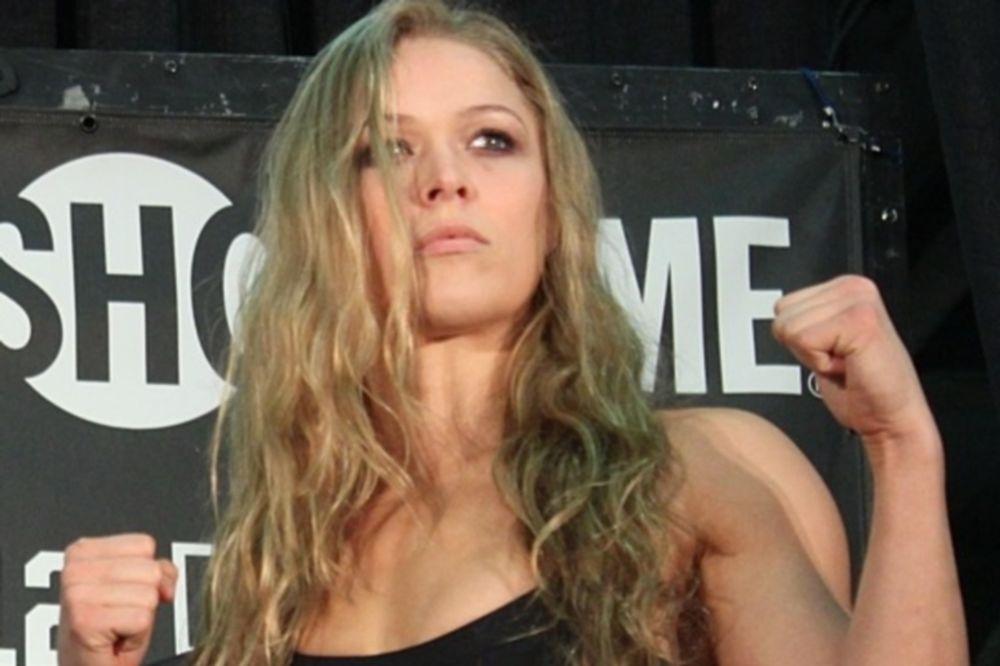 UFC: Δέσμευση για γυναικεία κατηγορία