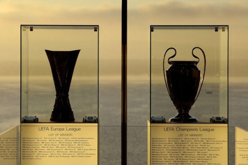 Η... σκυτάλη στο Europa League